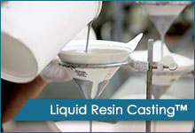 resin-casting